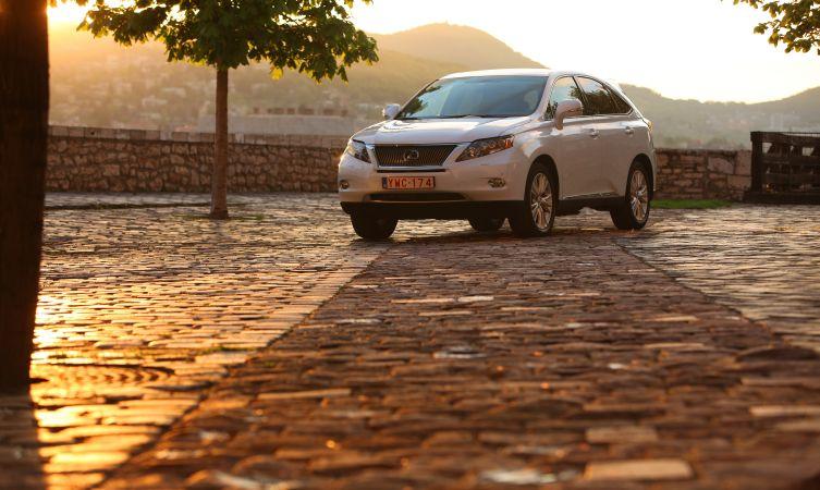 Lexus RX point 12