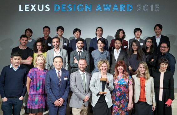 Lexus Design Award 2015 (1)