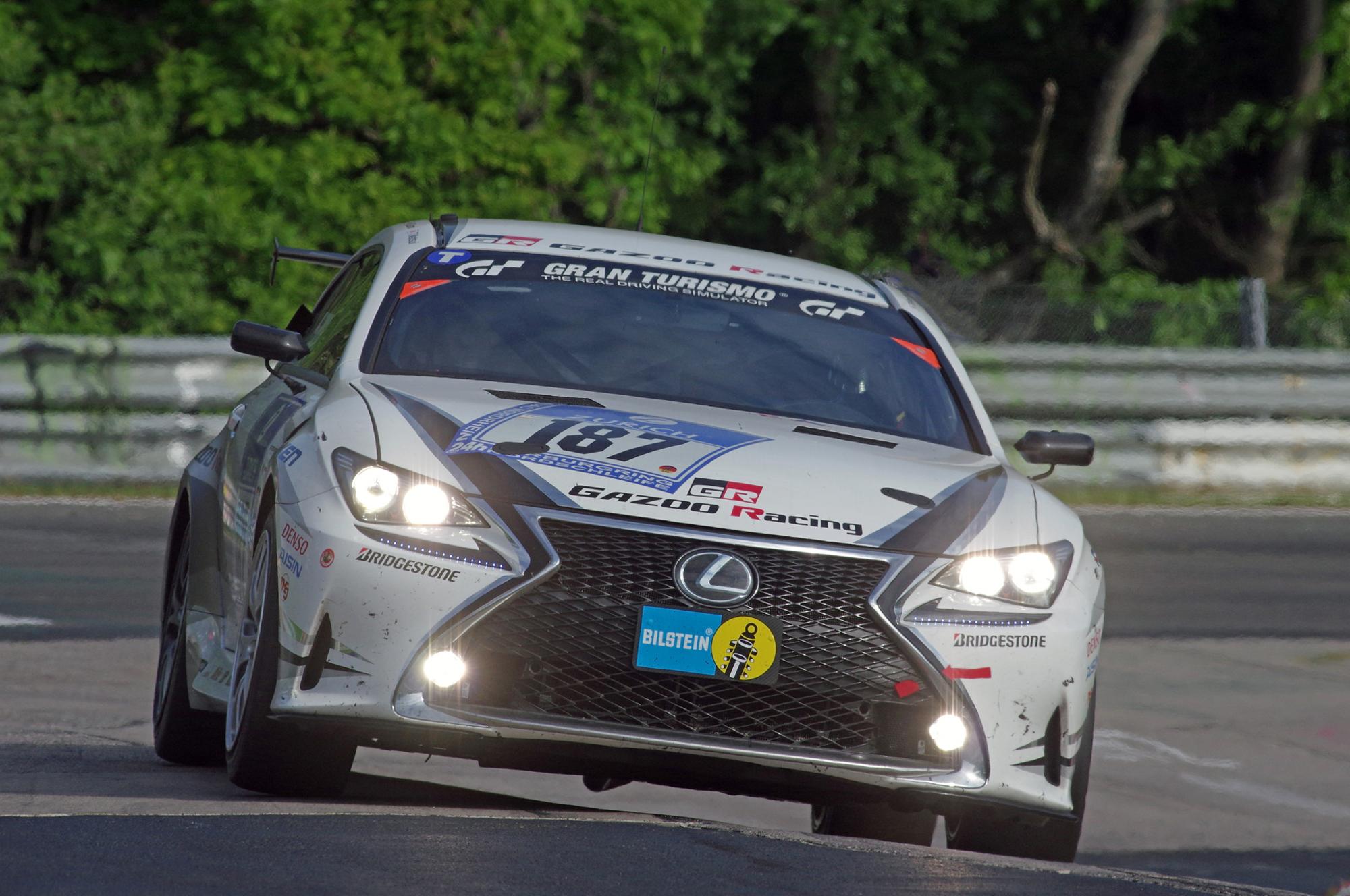 24h Nurburgring Lexus (13)