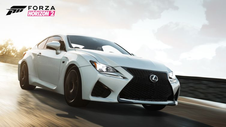 Forza RC F