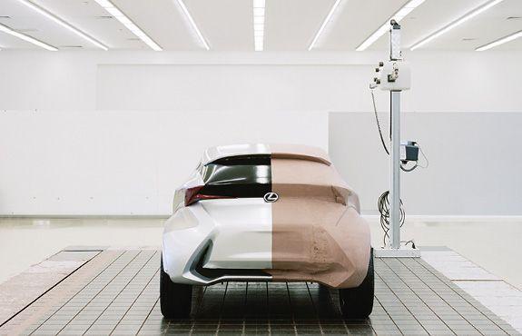 Lexus LF-SA design 06