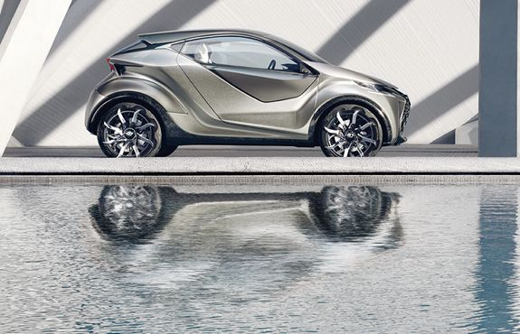 Lexus LF-SA design 08