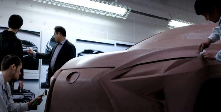 Lexus RX design 03