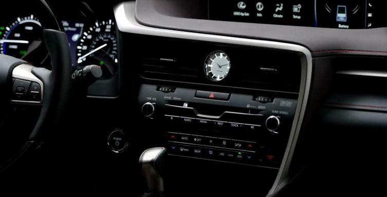 Lexus RX design 04