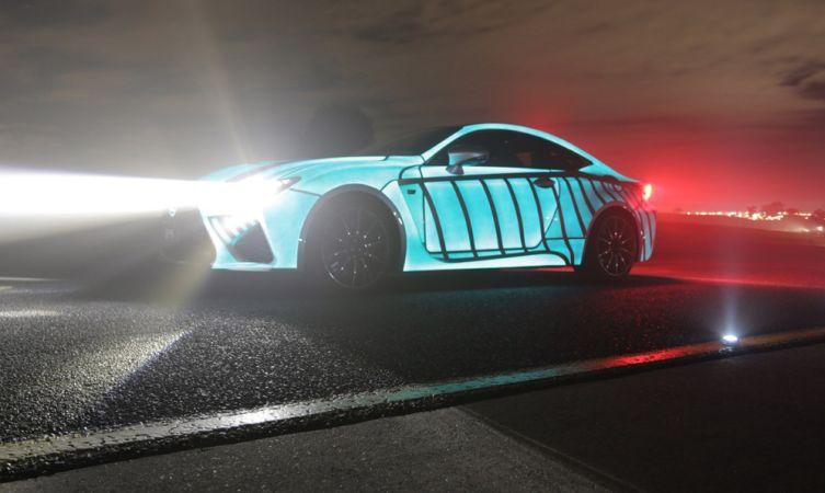 Lexus RCF BPM 06