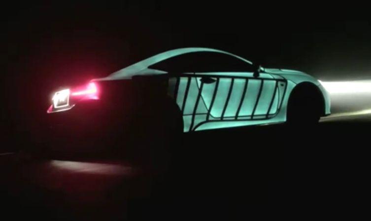 Lexus RCF BPM 07