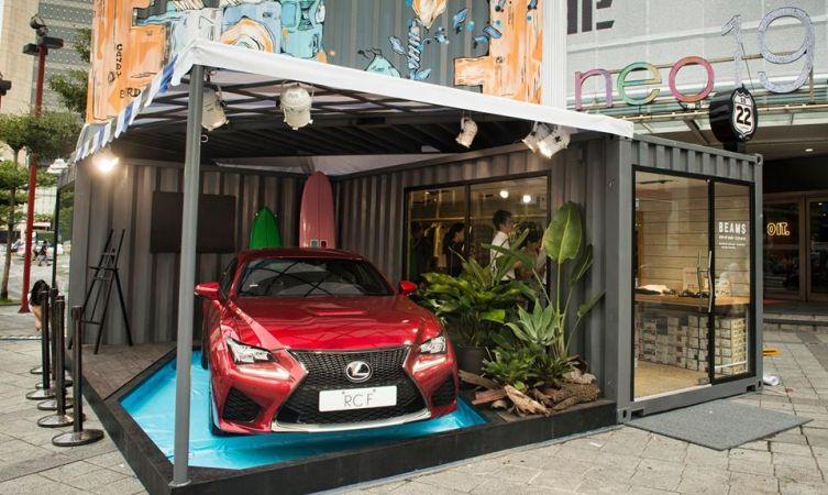 Lexus pop-up 05