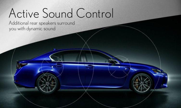 Active Sound Control