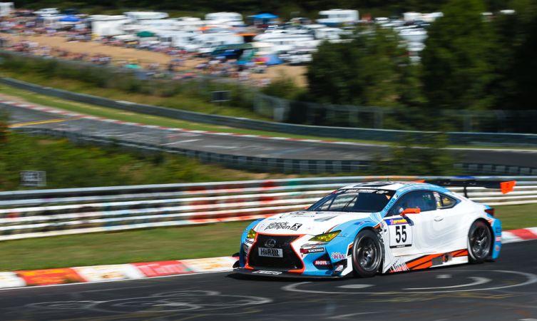 VLN Langstreckenmeisterschaft Nuerburgring 2015, 47. ADAC Barbarossapreis