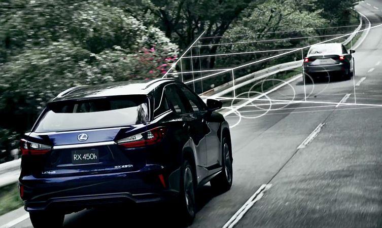 Lexus RX Safety 04