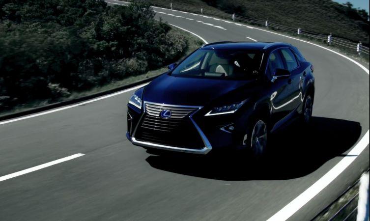 Lexus RX convenience 02
