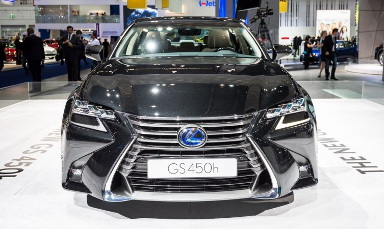 New GS 450h 02