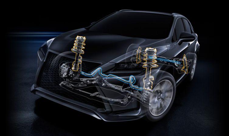 RX active suspension
