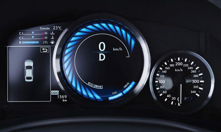 Drive Mode Select 04