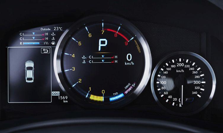 Drive Mode Select 05