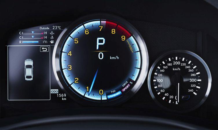 Drive Mode Select 06