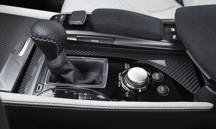 Lexus GS F secrets 01