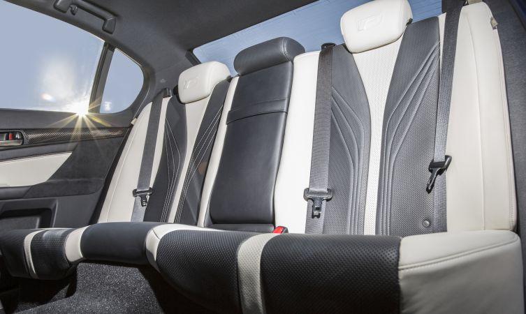 Lexus GS F secrets 02
