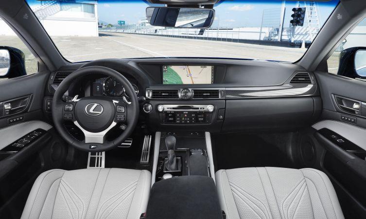 Lexus GS F secrets 07
