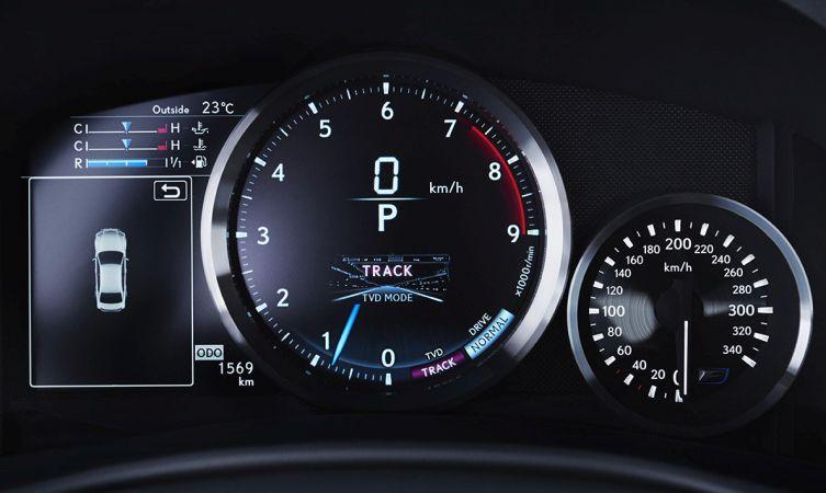 Lexus GS F secrets 08