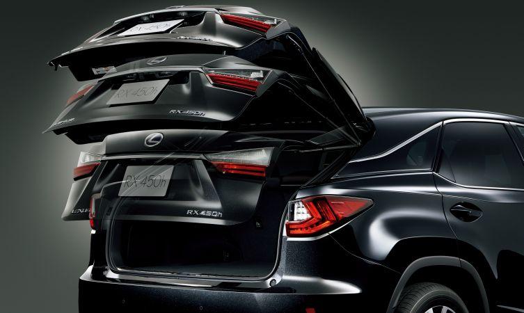Lexus RX smart power tailgate