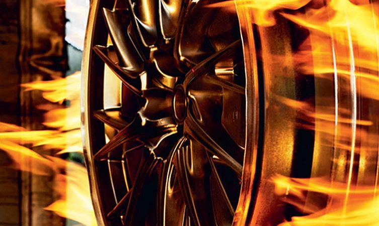Lexus forged wheels 01