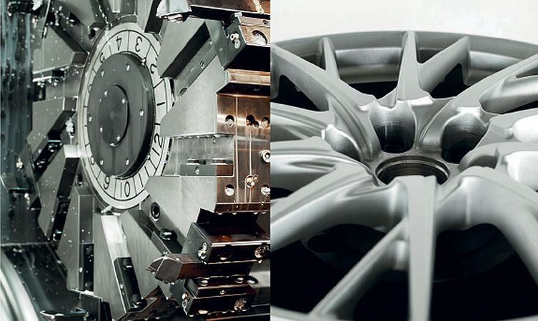 Lexus forged wheels 08