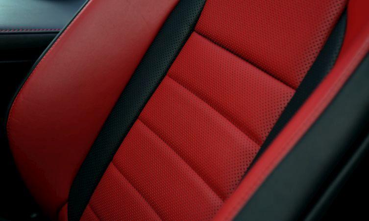 NX F Sport seats 02