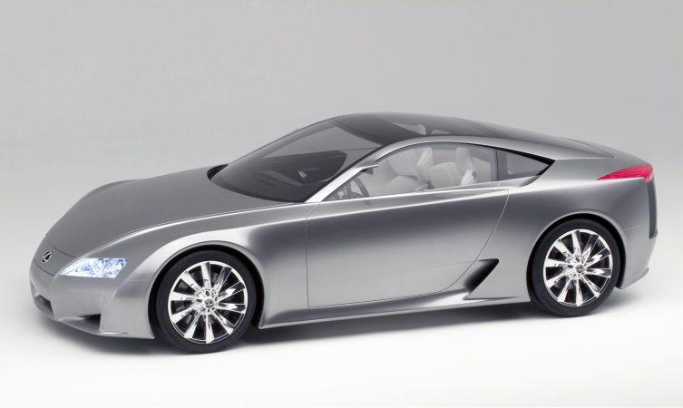 Lexus LF-A 01