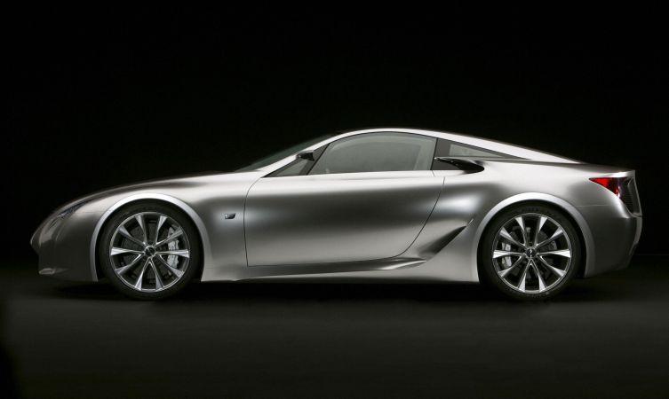 Lexus LF-A 2007 01
