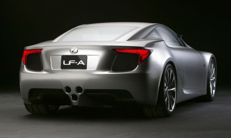Lexus LF-A 2007 02