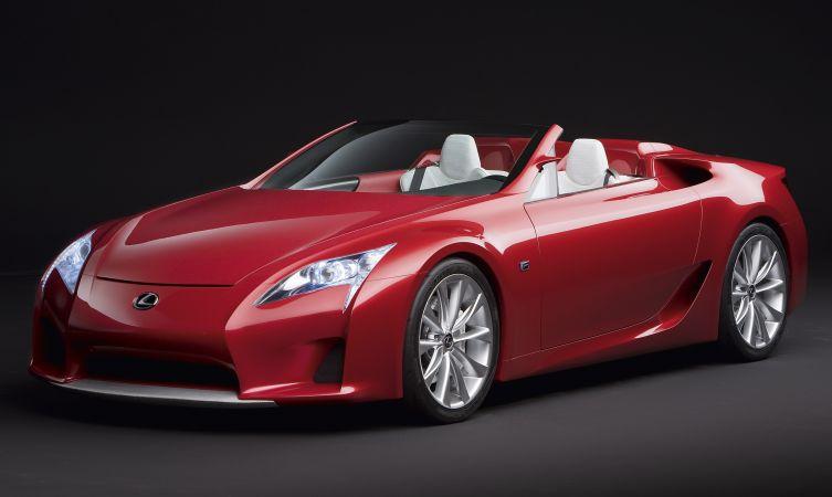 Lexus LF-AR 01