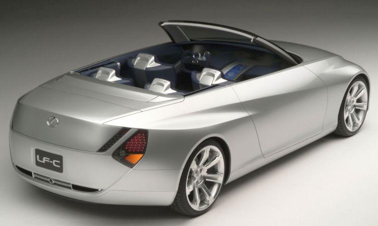 Lexus LF-C 01