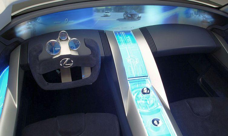 Lexus LF-C 02