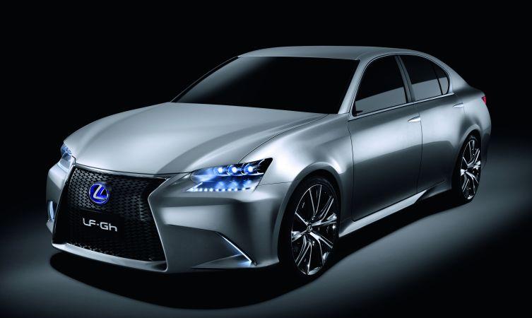 Lexus LF-Gh 01