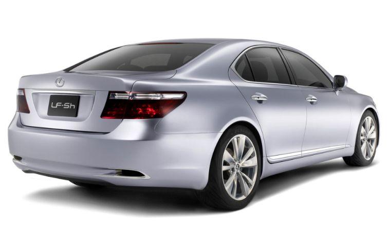 Lexus LF-Sh 02