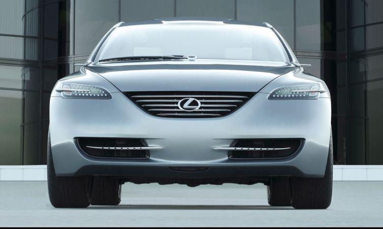 Lexus LF-X 01