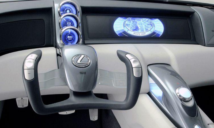 Lexus LF-X 02