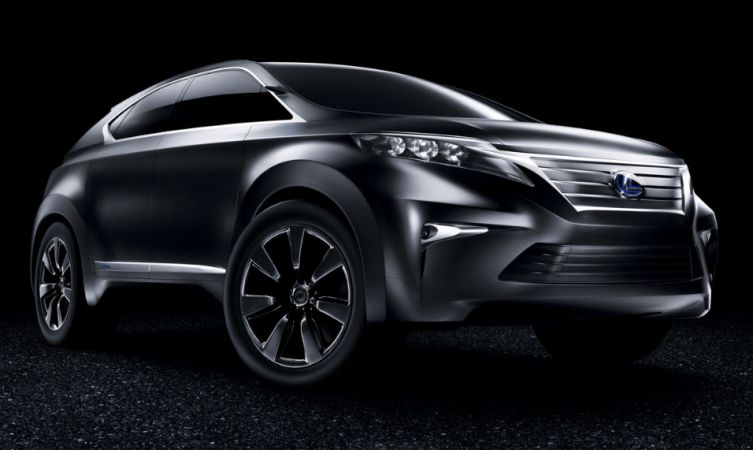Lexus LF-Xh 01