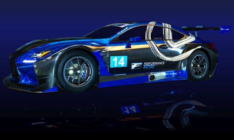 Lexus RC F GT3 F Performance 02
