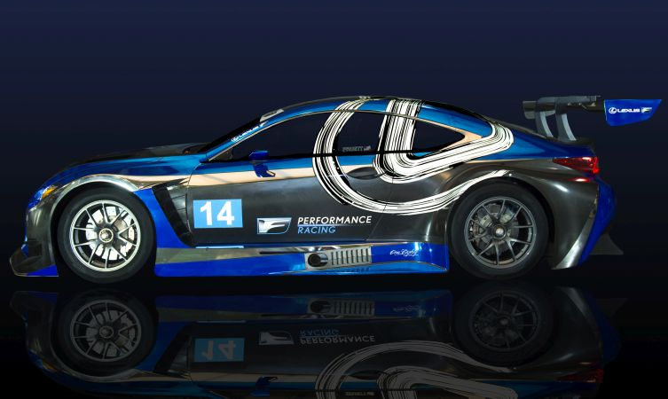 Lexus RC F GT3 F Performance 03