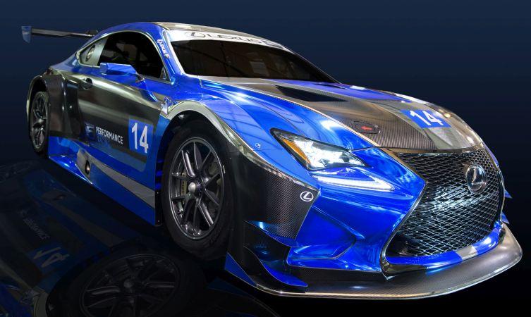 Lexus RC F GT3 F Performance 04