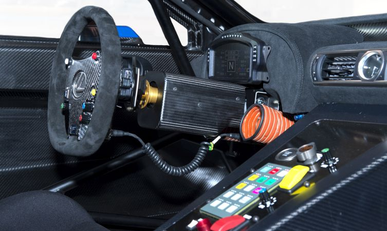 Lexus RC F GT3 F Performance 06