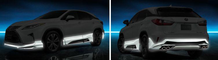 Lexus RX by Modellista 03