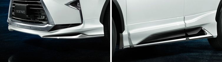 Lexus RX by Modellista 04