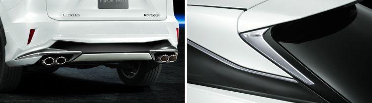 Lexus RX by Modellista 05