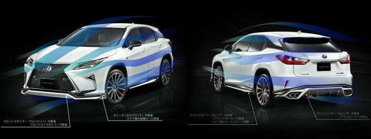 Lexus RX by TRD 03