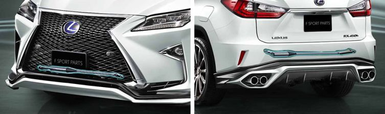 Lexus RX by TRD 04