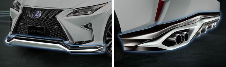 Lexus RX by TRD 05