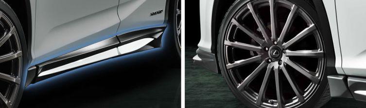 Lexus RX by TRD 06